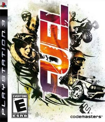 Fuel.EUR.PAL PS3 - Download Fuel EUR PAL PS3