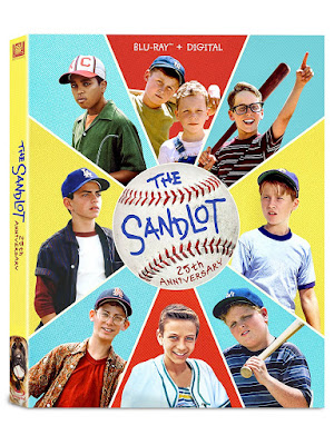 The Sandlot 1993 Blu-ray