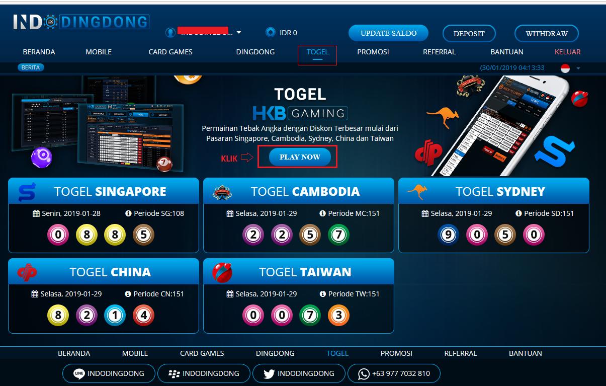 OCEANTOGEL Togel singapura dan hongkong resmi ~ KUMPULAN ...