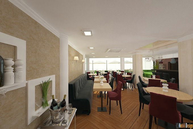 Design interior cafenea bar Bucuresti - Amenajari interioare restaurante