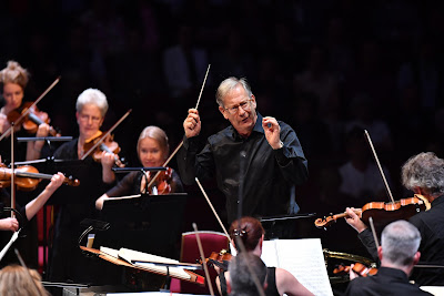 Berlioz: Benvenuto Cellini - Sir John Eliot Gardiner - BBC Proms (Photo BBC / Chris Christodoulou)