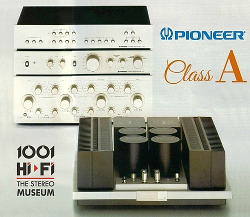 stereo power amplifier