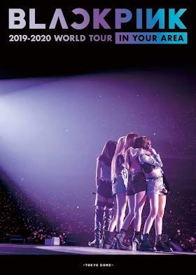 BLACKPINK World Tour In Your Area Tokyo Dome Part 1 (2020) Bluray