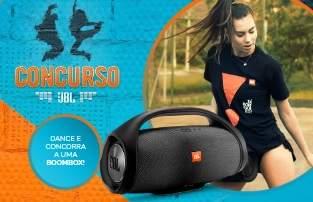 Promoção JBL 2019 Concorra JBL Boombox - Participar Concurso Dança