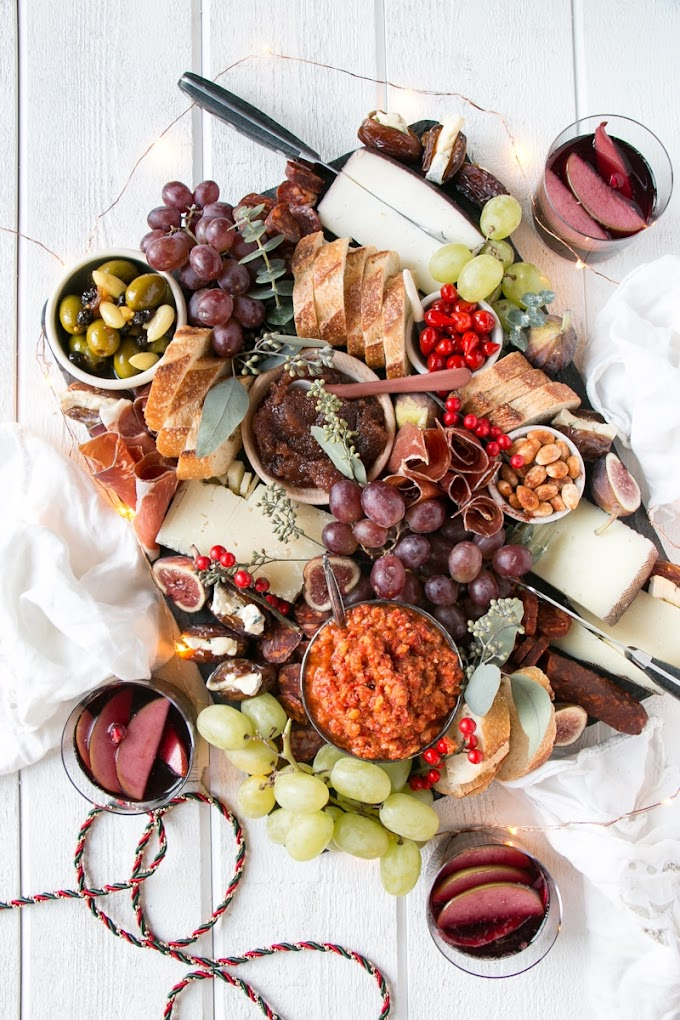 HOW TO MAKE A SPANISH CHEESE BOARD RECIPE