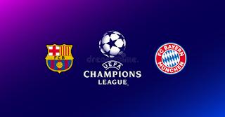 Barcelona vs Bayern Munich Live
