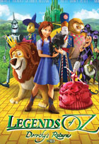 Legends of Oz: Dorothys Return (2015)