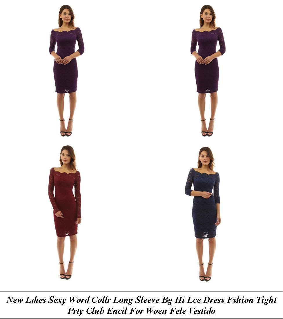 Long Sleeve Off The Shoulder Dress Lack - Ladies Tall Pants Canada - Eautiful Dresses