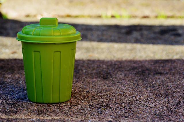armazenamento do lixo