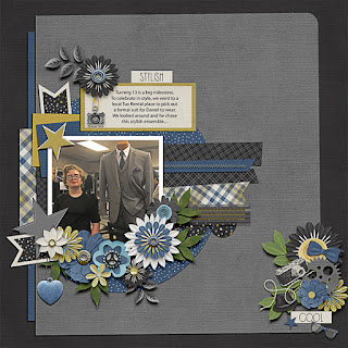 Creative Team, Annemarie, for GingerScraps – Free Daily Download to obtain a Full Sized Kit and June 2019 Designer Spotlight Challenge and Free Kit
