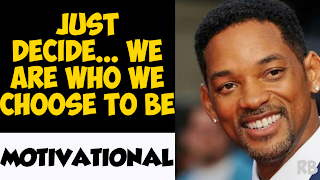 will smith, will smith motivational speech, motivational speech in english, will smith just decide interview, english is easy with rb, speeches that changed the world, speeches for students