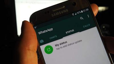 Cara membuat link whatsapp langsung menuju chat