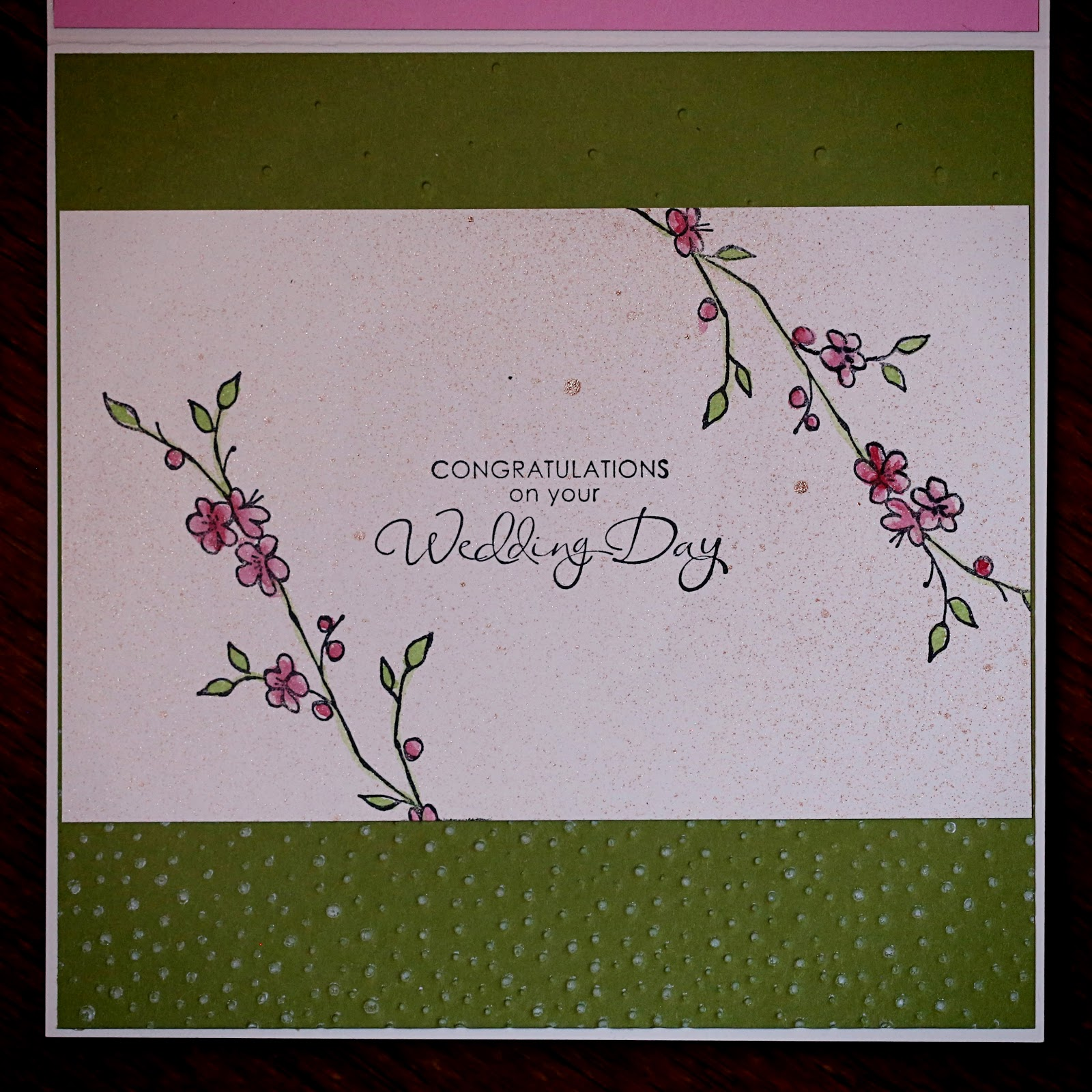 Hokiecoyote Blog: Wedding Card