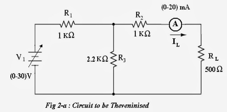 thevenins nortons and maximum power transfer theorems