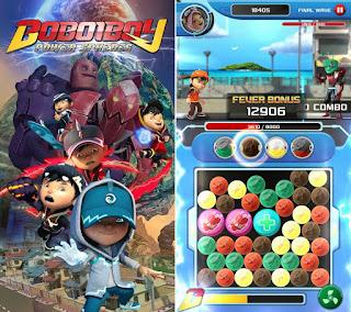 Boboiboy Power Spheres Mod Apk