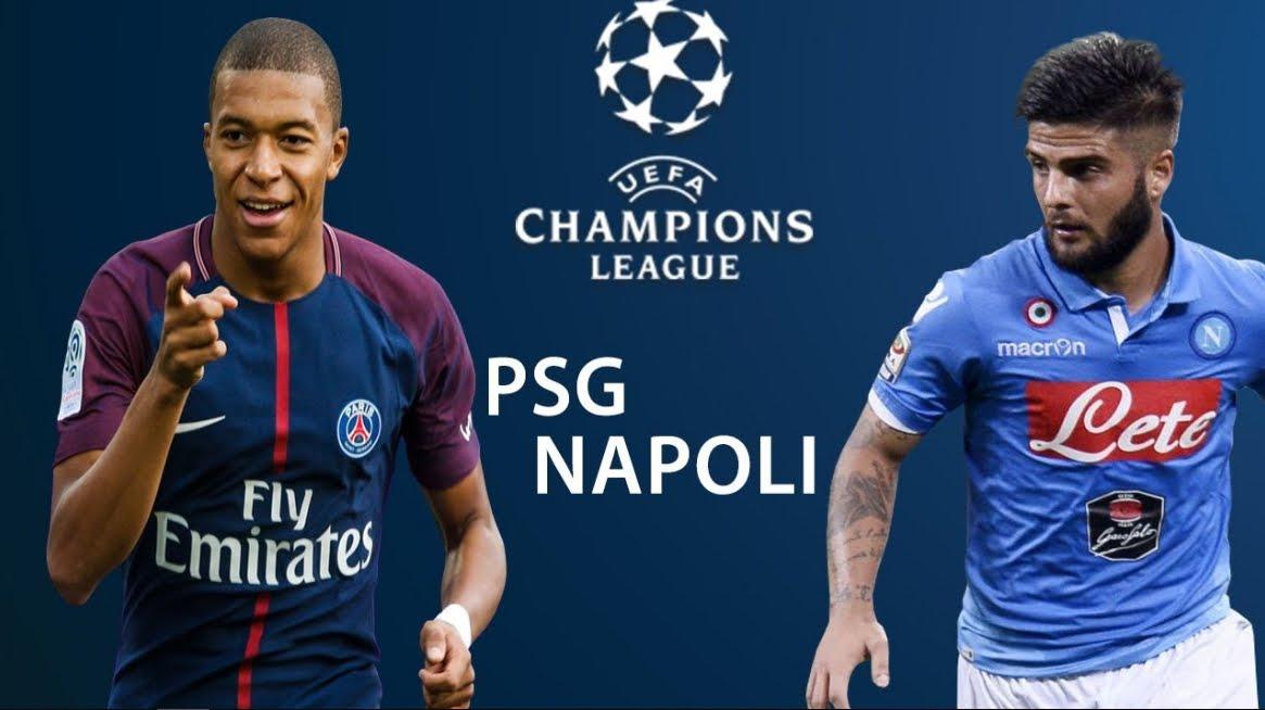 PSG-Napoli Streaming e Diretta in chiaro?