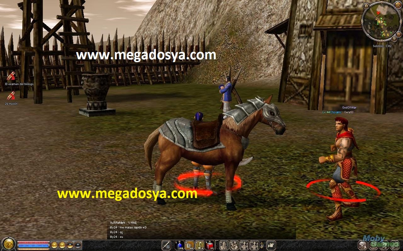 a Yeni Metin2 Hile At Üzerinde Damage Pack Horse Bot indir