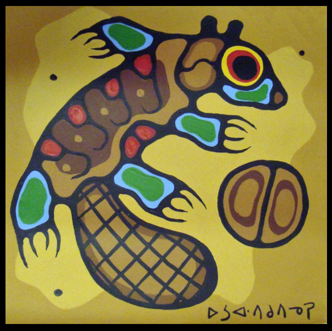 NORVAL MORRISSEAU BLOG: Mr. Randy Potter's genuine Norval ...