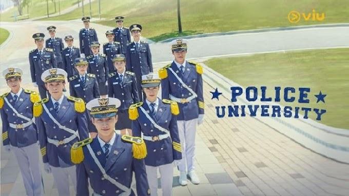 Drama Korea Police University Episode 12 Subtitle Indonesia