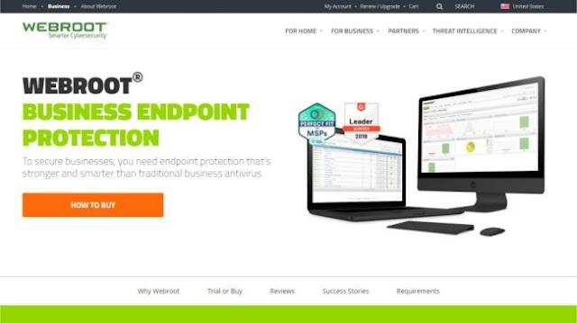 perangkat lunak perlindungan terbaik endpoint 2020: GRATIS prabayar dan alat-alat dan layanan keamanan bisnis