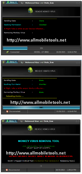 "Monkey Virus Removal ""Cleaner"" Tool Latest Full Version Free Download"