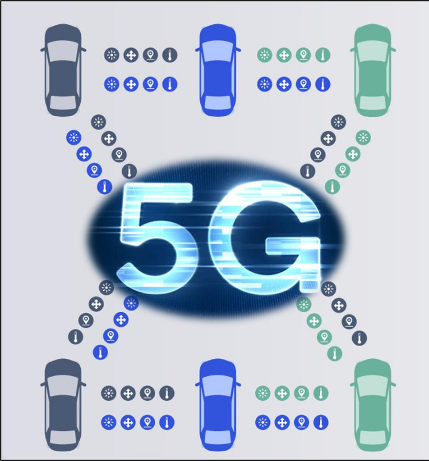 5G-vehicle-to-everything