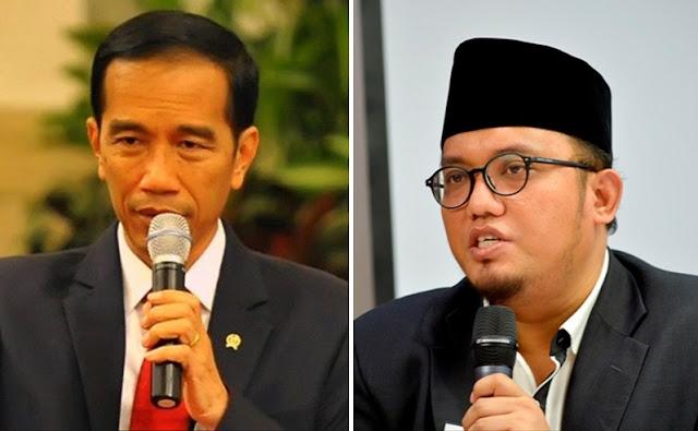 Jokowi - Dahnil Anzar Simanjuntak