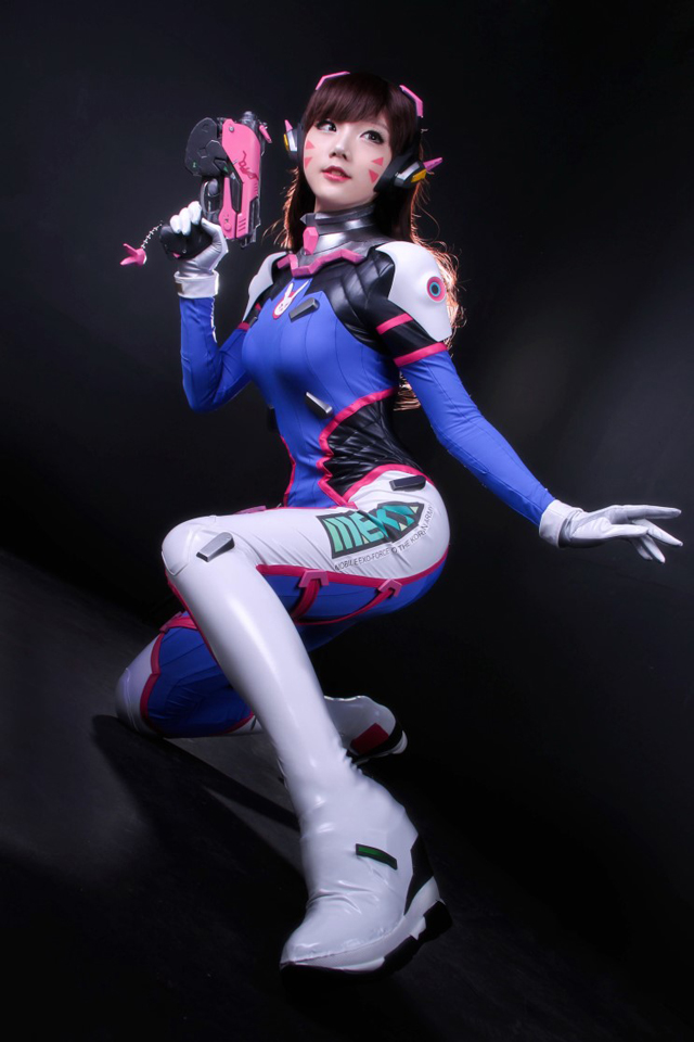 Dva cosplay