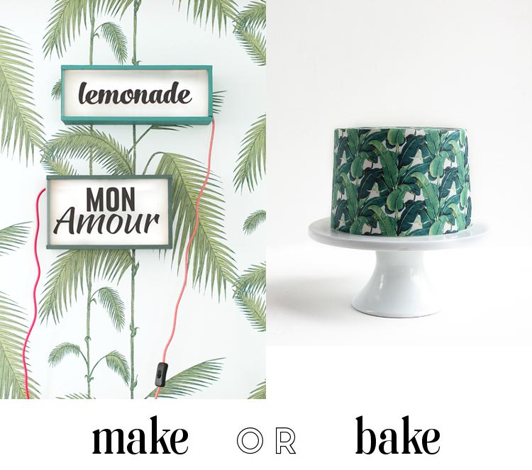 MAKE & BAKE 01.