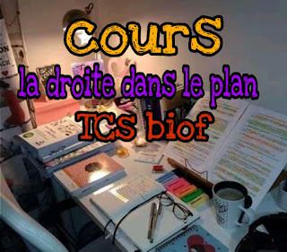 Cours  Tronc commun scientifique biof