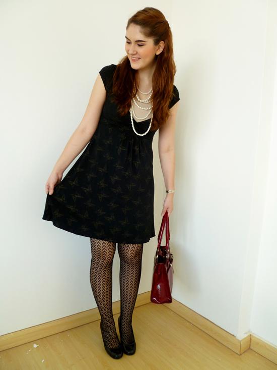 Dress Pantyhose 82