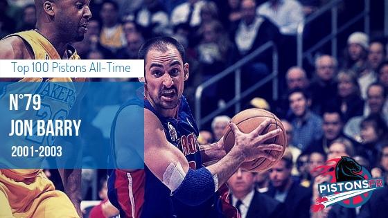 Jon Barry | PistonsFR, actualité des Detroit Pistons en France
