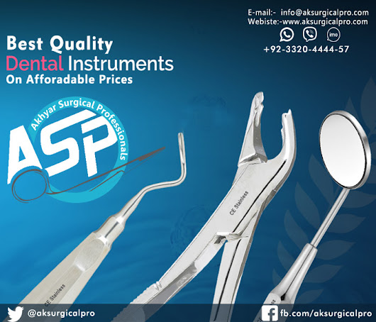 Best Quality Dental Instruments