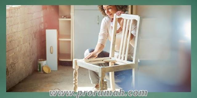 cara menata dekorasi kamar mandi - mendaur ulang perabotan lama