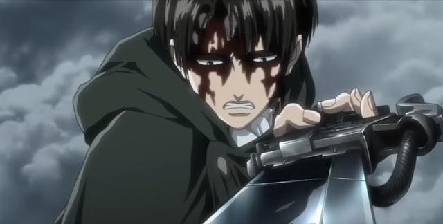 Explicación de lo que le sucede al capitán Levi en Shingeki no Kyojin Final Season
