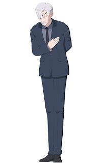ร็อบ (Rob) @ Shinigami Bocchan to Kuro Maid คุณชายวิปริตกับเมดสาวรอบจัด (The Duke of Death and his Black Maid: เมดสาวแสบร้ายกับคุณชายยมทูต: 死神坊ちゃんと黒メイド)