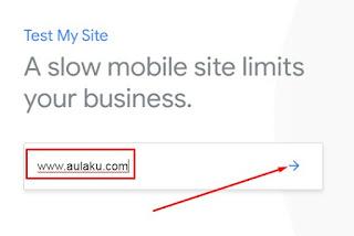 Cara Cek Kecepatan Loading website / Blog Lambat atau Tidak, Hati-hati 6 Detik Mau Google 2.5 Detik