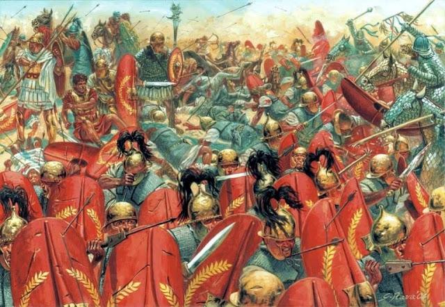 perang carrhae