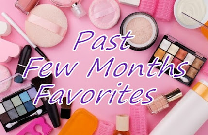 Months cosmetics Favorites
