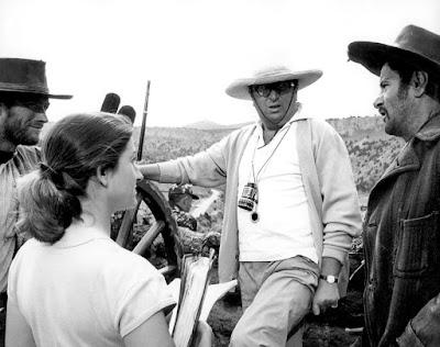 Clint Eastwood - Sergio Leone - Eli Wallach