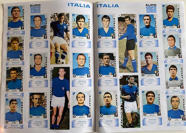 figurine italia euro 68