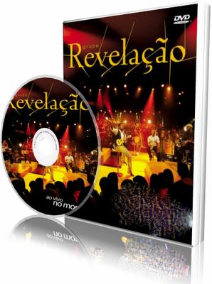DVD Revelação - No Morro (2009)