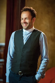 Jonny Lee Miller as Sherlock Holmes in CBS Elementary Season 2 Episode 5 Ancient History