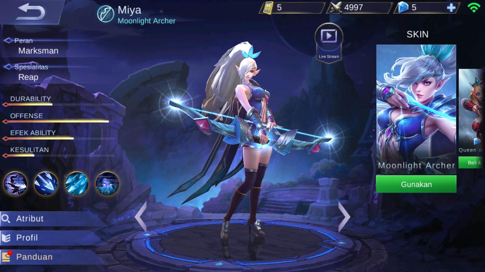Miya Hero seksi dan manis Savage
