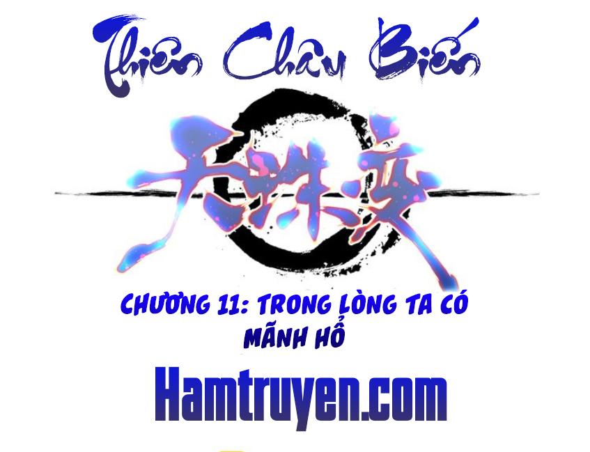 Thiên Châu Biến Chapter 11 video - Hamtruyen.vn