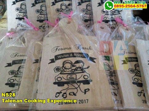 Jual Talenan Cooking Experience