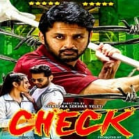 Check (2021) Hindi Dubbed Full Movie Watch Online Movie