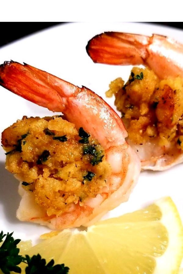 Baked Stuffed Shrimp Recipe