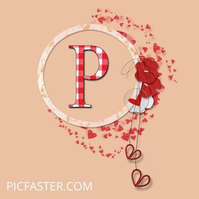 [New] Letter P Name Dp Photos, Images, Wallpaper, Pics [2020]
