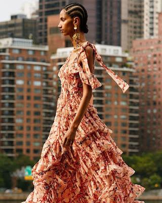 Semana de la moda de Nueva York. Desfile de Ulla Johnson.